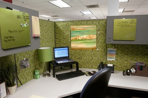decorating your office