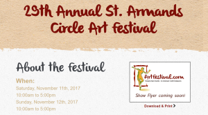 Michelle Hinz at St. Armands Circle Arts Festival 2017 @ St. Armands Circle | Sarasota | Florida | United States