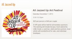 Michelle Hinz at All Jazzed Up Art Festival @ The Regent | Riverview | Florida | United States