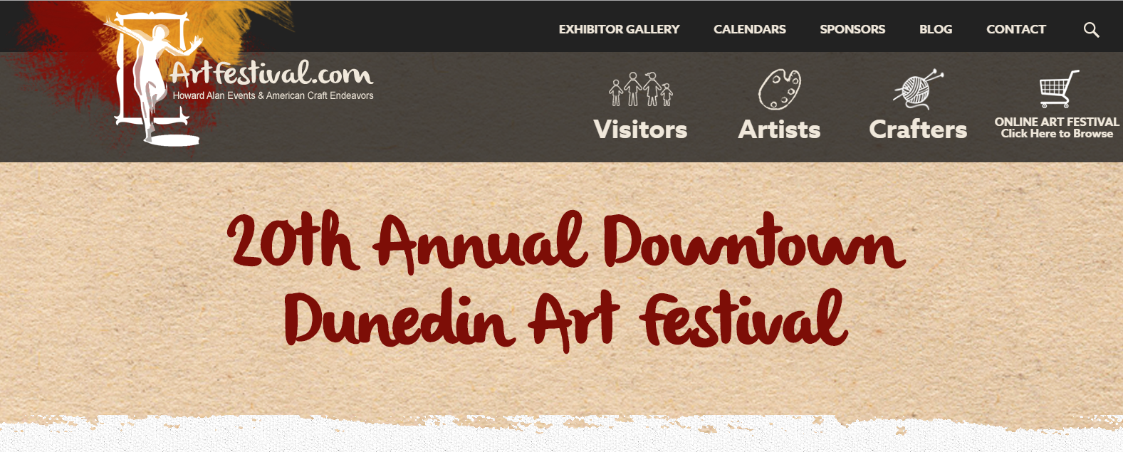 Michelle Hinz at 20th Annual Downtown Dunedin Art Festival @ Downtown Dunedin | Dunedin | Florida | United States