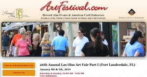 Michelle Hinz at Las Olas Art Festival Part I @ Las Olas Art Festival | Fort Lauderdale | Florida | United States