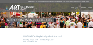 Michelle Hinz at Mayfaire by-the-Lake 2017 @ Lake Morton Park, Downtown Lakeland, Florida | Lakeland | Florida | United States