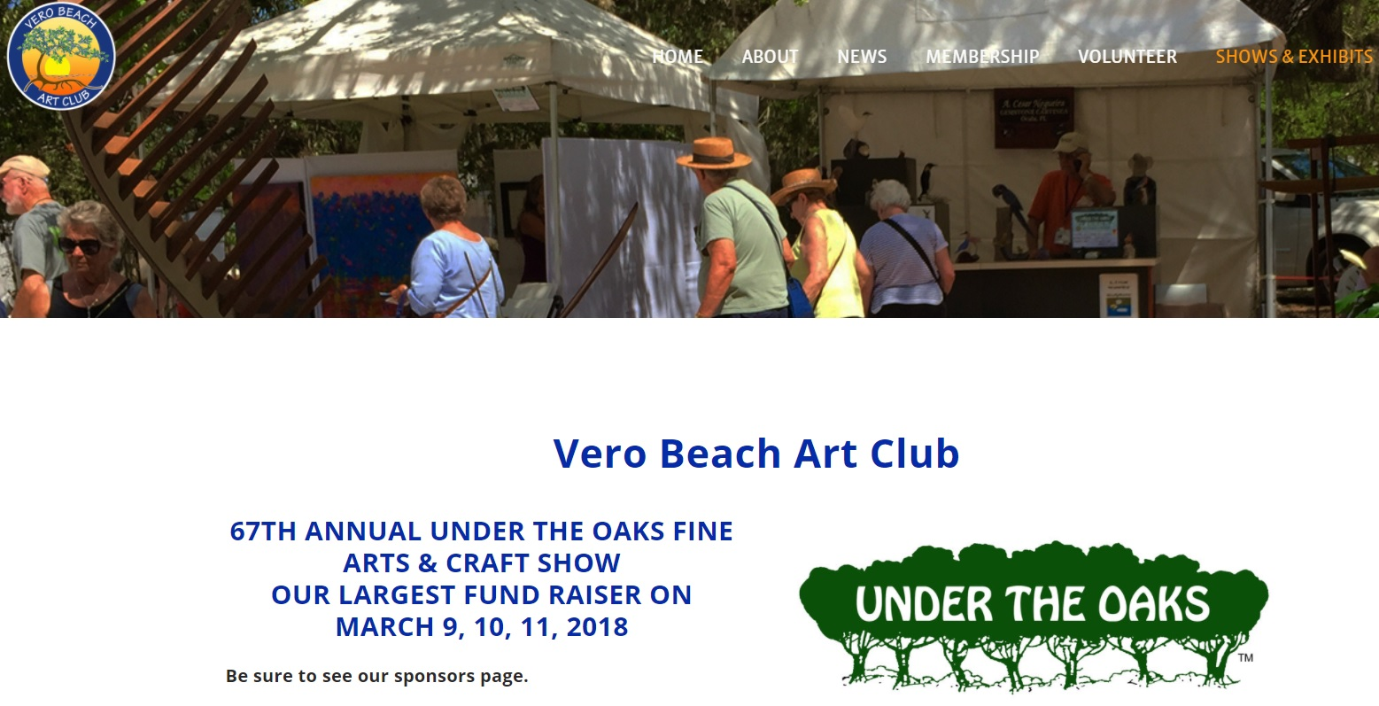 Under the Oaks 2018